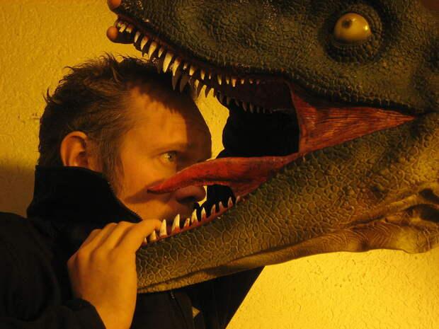 Если бы динозавры не вымерли 26