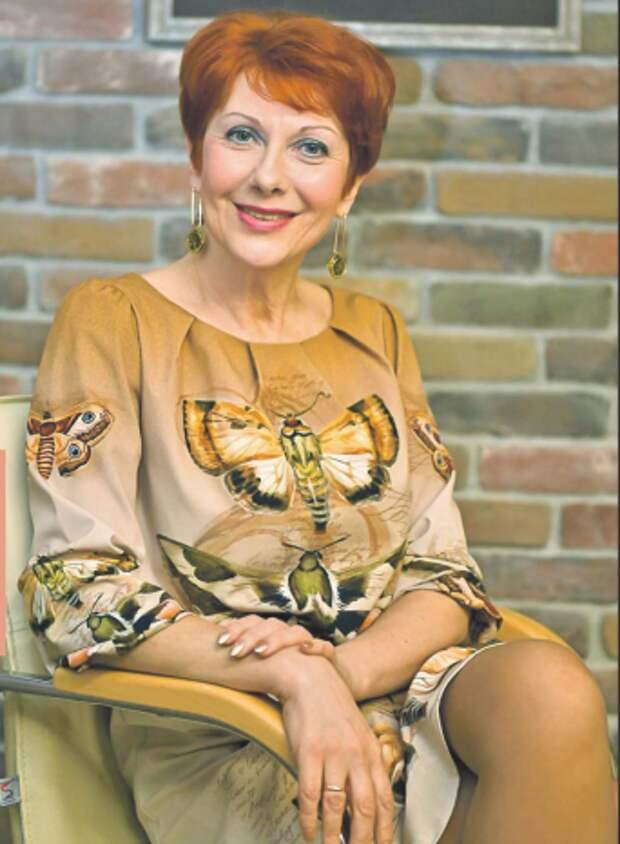 Актриса из Ярославского сделала прививку от коронавируса