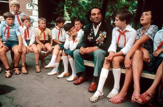 СССР в цвете. Незабываемый 1981 год