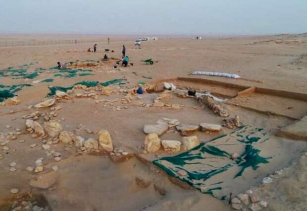 В Кувейте нашли храм, которому больше 7 тысяч лет. /Фото: ehonews.kz
