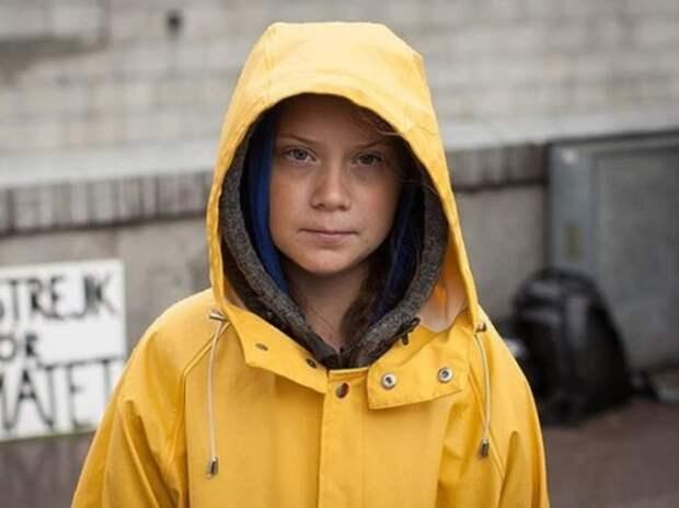 Грета Тунберг призвала человечество отказаться от ископаемого топлива