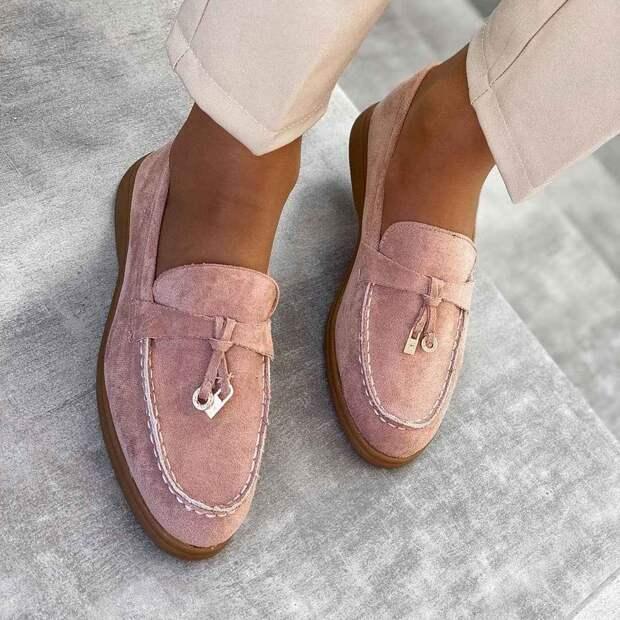 Модные туфли весна-лето 2022: 7 стильных моделей