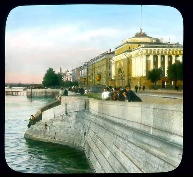 Ленинград 30-х годов