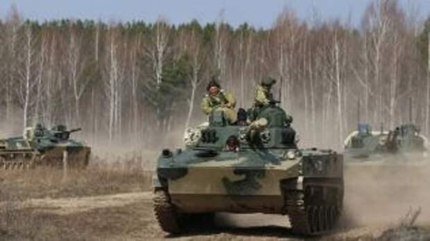 РФ начали отвод войск от границ Украины