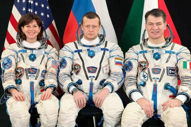 Почему не улыбнулся русский космонавт?