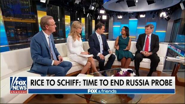 Кондолиза Райс: с «российским делом» пора заканчивать