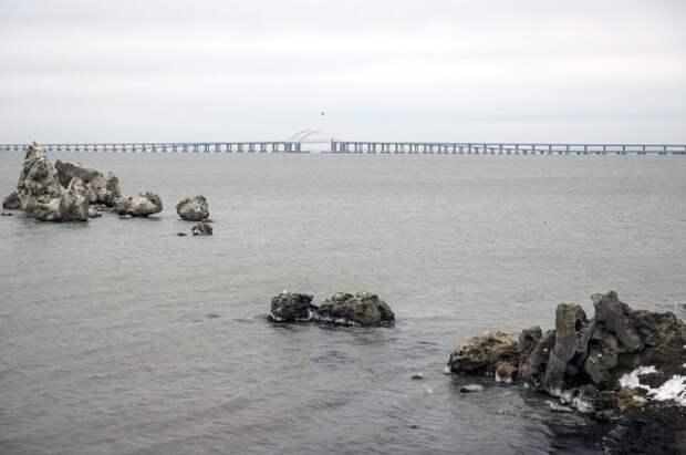 Росморречфлот: ограничений судоходства в Керченском проливе не вводилось