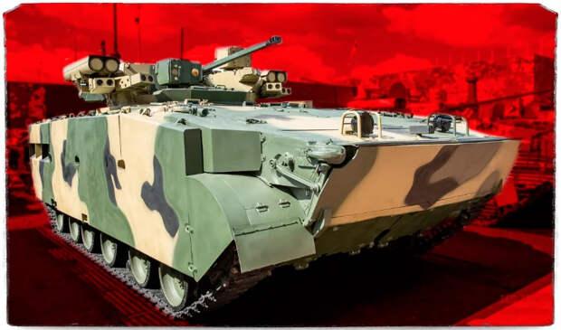 Россия представила БМП «Манул» - «Курганец» откладывается в дальний ящик?