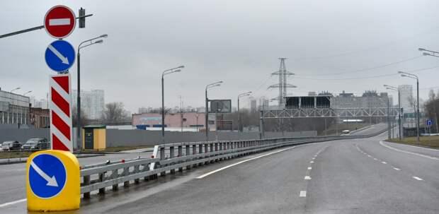 Строительство двух хорд и рокады завершат до конца 2023 года