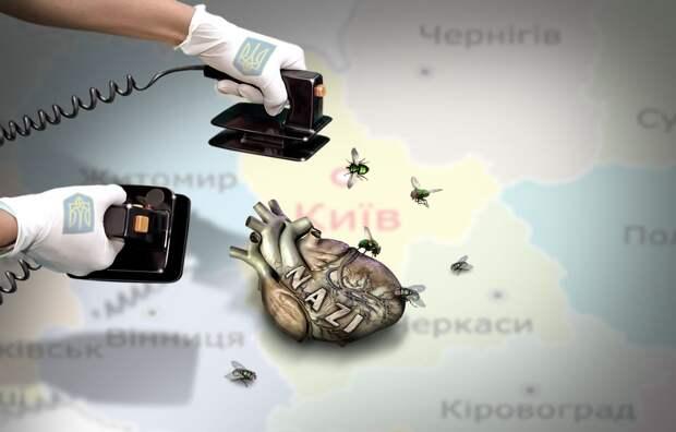 Обыкновенный украинский фашизм