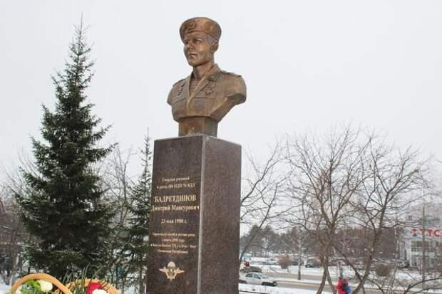 В Приволжье увековечат память земляков - десантников шестой роты
