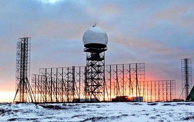 Минобороны РФ удвоит число станций слежения за гиперзвуковыми целями в Арктике