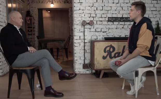 Киселев рассказал про брата-американца и воевавшего за ДНР племянника