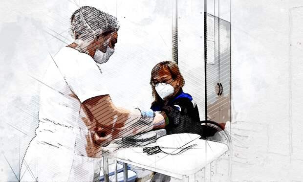 Сегодня орловцы могут вакцинироваться в Железнодорожном районе города