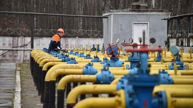 Fitch: реверс газа РФ делает невыгодной для Украины покупку СПГ у США