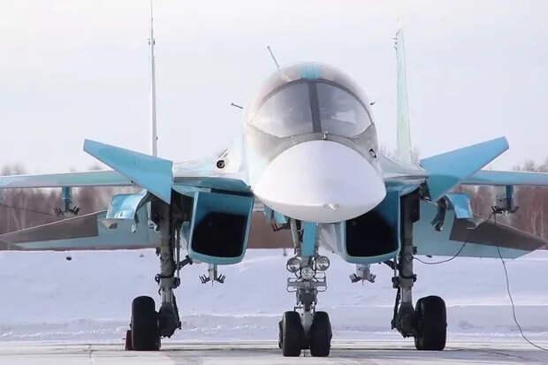 Су-34 показали «бочки», «кубышки» игорки: головокружительное видео