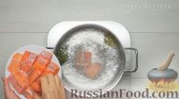 Фото приготовления рецепта: Ботвинья - шаг №2