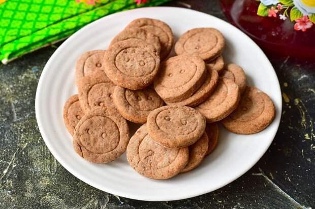Печенье Пуговки. Вкусный и очень простой рецепт 4