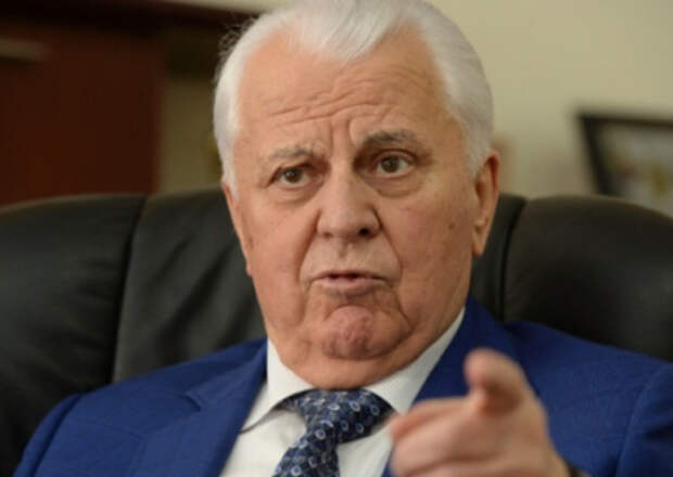 Кравчук хочет привлечь США к переговорам по Донбассу
