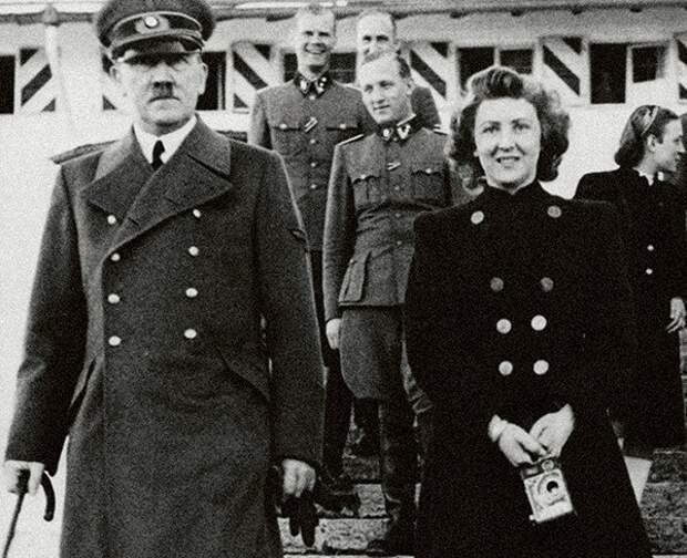 Ева Браун: тайны биографии жены Гитлера