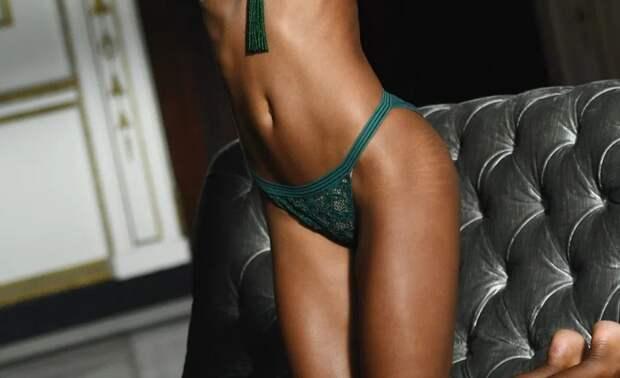 Ангел без прикрас: Victoria's Secret опубликовали фото модели без обработки. Женщины ввосторге