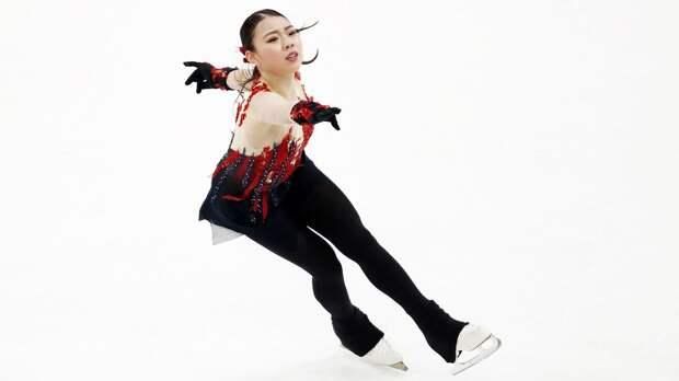 Кихира может побеждать русских фигуристок. Ее короткая программа — чистое искусство, она должна быть на Олимпиаде