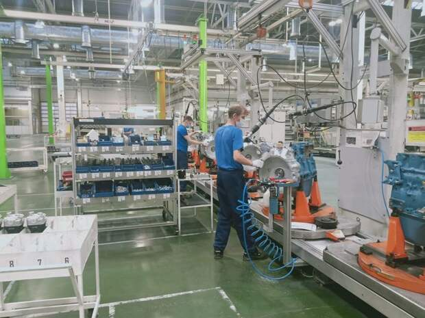 Новая жизнь «Автодизеля»: японские принципы на российском производстве