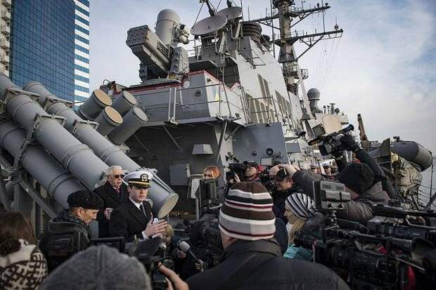 «Арли Берк»: модификация для Черного моря