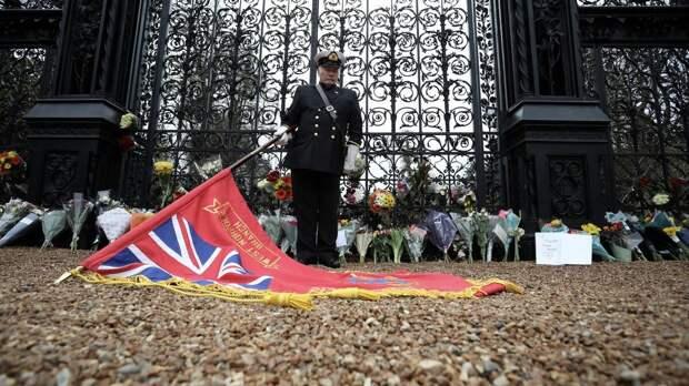 Похороны принца Филиппа: почему королевский гроб облицован свинцом