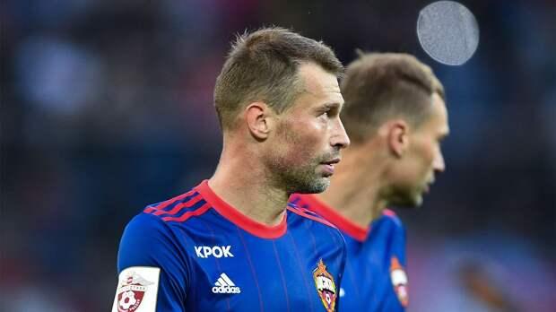Алексей Березуцкий вошел в тренерский штаб ЦСКА