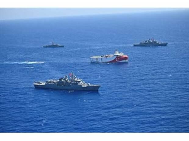 Схватка за Средиземное море: гибридная война Франции и зарождающийся турецко-российский альянс