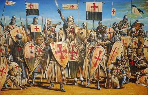 Немного о крестовых походах