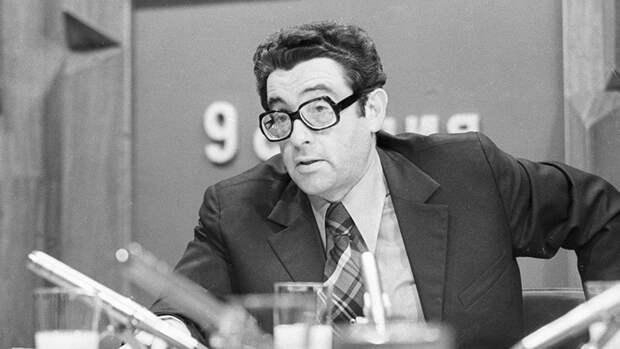 «В его программах не было вранья». Умер журналист-международник Валентин Зорин