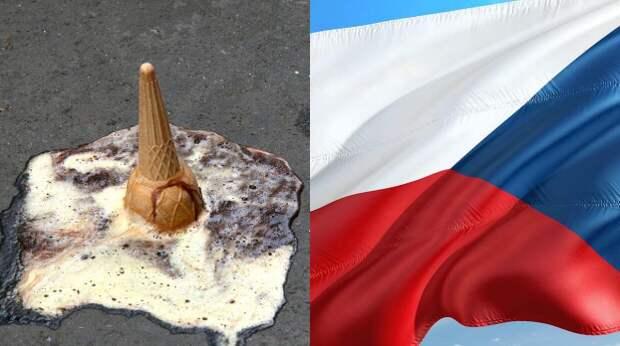 Цена чешской принципиальности измеряется в кнедликах. Голос Мордора