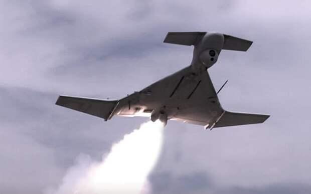 Азербайджанский дрон-камикадзе уничтожил ОТРК «Искандер» Армении