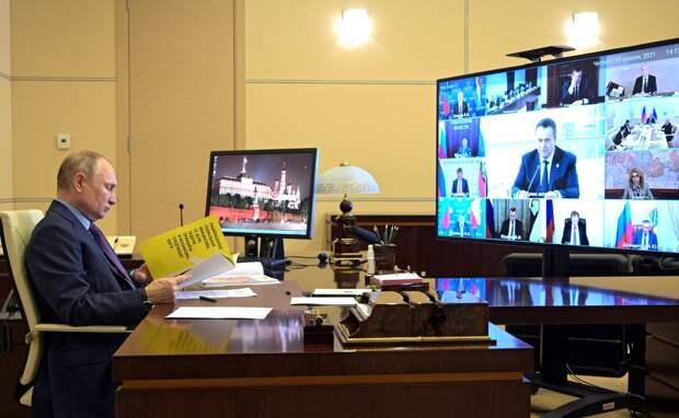 Эксперт: Путин изучает ианализирует жалобы состороны россиян