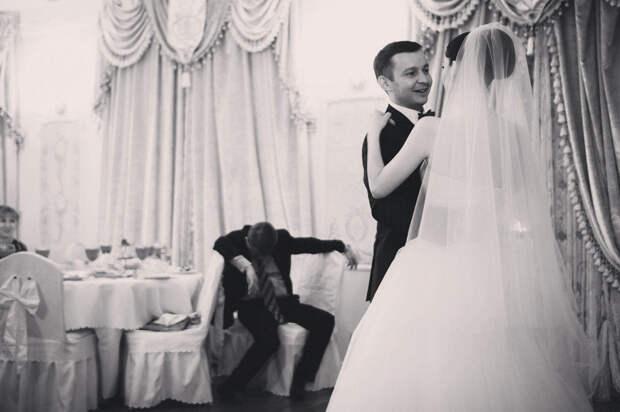 Вомгле кутежа: дикие свадебные фото изРоссии