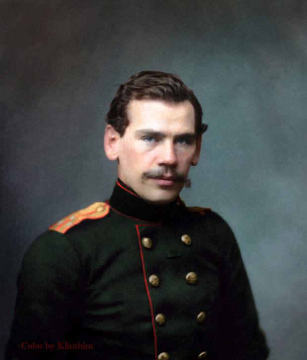 20 фотографий знаменитых исторических личностей из России и СССР до и после колоризации