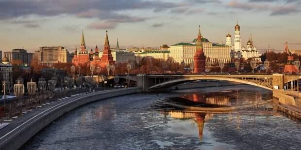 Собянин рассказал о предвыборной программе партии «Единая Россия». Фото: М. Денисов mos.ru