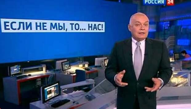 «Киселёва в шахту»! Отклик на пропаганду пенсионной реформы
