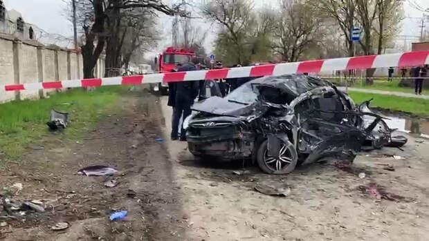 Умер шестой участник аварии с подростками под Ростовом