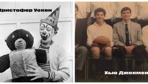 От клоуна до уборщика: Кем были звезды до того, как попали в шоу-бизнес