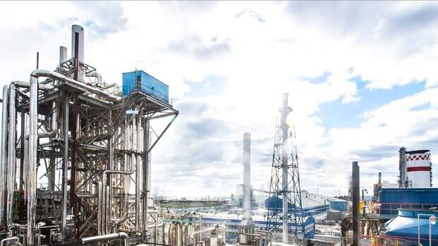 Разгерметизация трубопровода случилась наНовомосковском «Азоте»