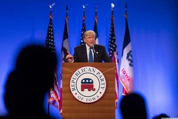 Трамп и Республиканская партия в августе собрали $210 млн — Fox News