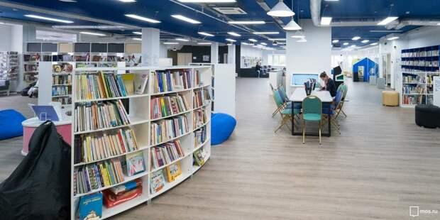 Библиотека в Куркине откроется для посещений с 22 января