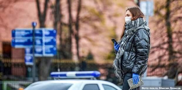 Более 70 нарушителей масочного режима выявлено в торговых центрах Фото: М. Денисов mos.ru