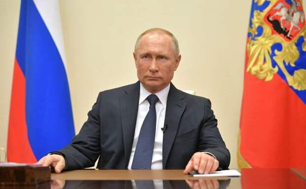 Путин предложил новые меры по выходу из кризиса, вызванного пандемией коронавируса