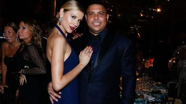 Роналдо станет отцом в 5-й раз — его девушка сообщила о беременности. В 2010 году бразилец сделал вазэктомию