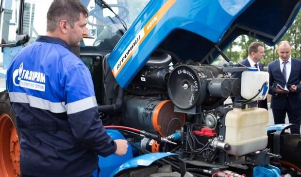 Для поддержания спроса нагазомоторную технику нужны субсидии в5млрд рублей