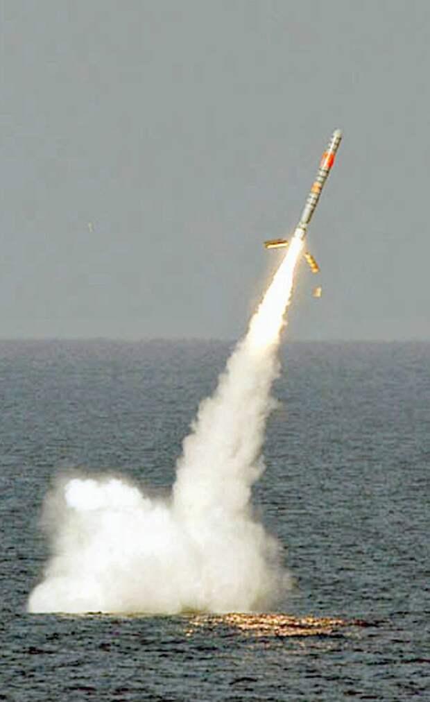 Пентагон хочет новую крылатую ракету морского базирования